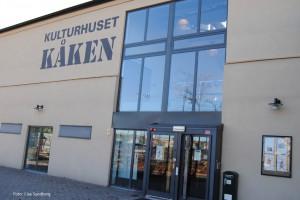 Entré Kulturhuset Kåken